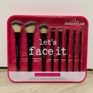 Makeup Brush Set, 8 Pieces